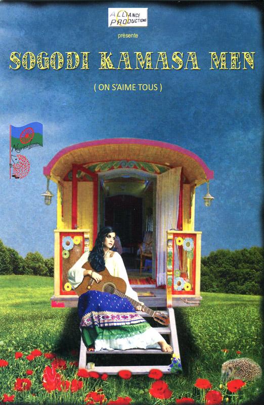 Tourné à Paris au cirque ROMANES, ce DVD nous propose une  compilation musicale de chants manouches.  Contacté par le producteur Jacques THOUVENOT pour participer à ce projet, TCHOUNE est accompagné de Négrita, talentueuse chanteuse tsigane et de Moréno célèbre guitariste manouche.