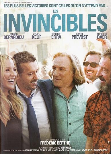 """Très heureux que Julien DAIAN ait reçu ce coup de fil de son ami HERGUINI d'EUROPACORP au sujet du fim """"les invincibles"""" avec Gérard DEPARDIEU. Et encore plus heureux qu'ils aient penser à moi pour participer à la bande sonore du film. Quel beau cadeau vous m'avez fait. Tchoune Tchanelas"""