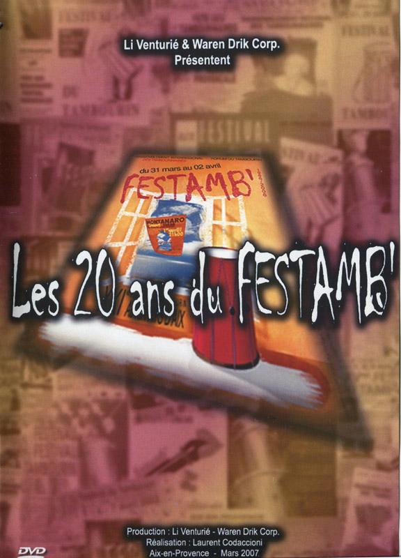 """La Mairie d'Aix-en-Provence a proposé à Tchoune de participer au spectacle """" les 20 ans du Festamb """"autour de la musique provençale. DVD tourné au Pasino d'Aix-en-Provence"""