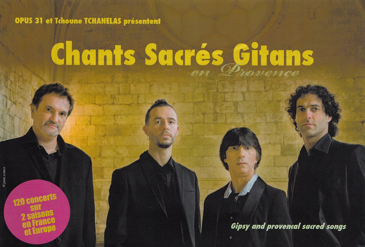 CHANTS SACRES